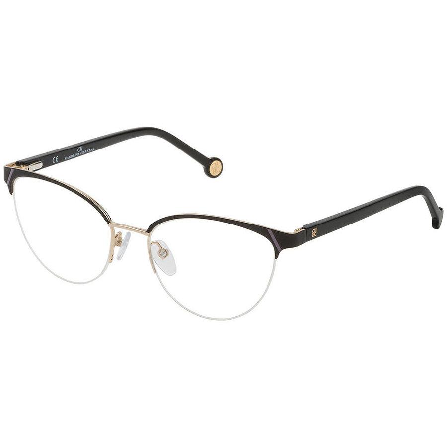 Rame ochelari de vedere dama Carolina Herrera VHE126L 0302 Ochi de pisica originale cu comanda online