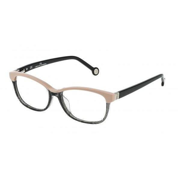 Rame ochelari de vedere dama Carolina Herrera VHE626 06K6 Ovale originale cu comanda online