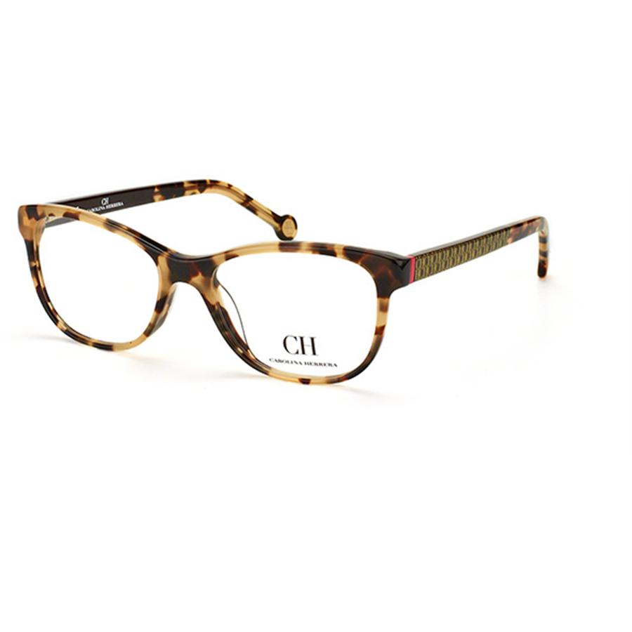 Rame ochelari de vedere dama Carolina Herrera VHE662 0801 Rectangulare originale cu comanda online