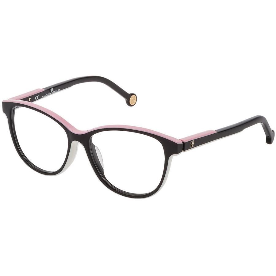 Rame ochelari de vedere dama Carolina Herrera VHE800 06HC Fluture originale cu comanda online