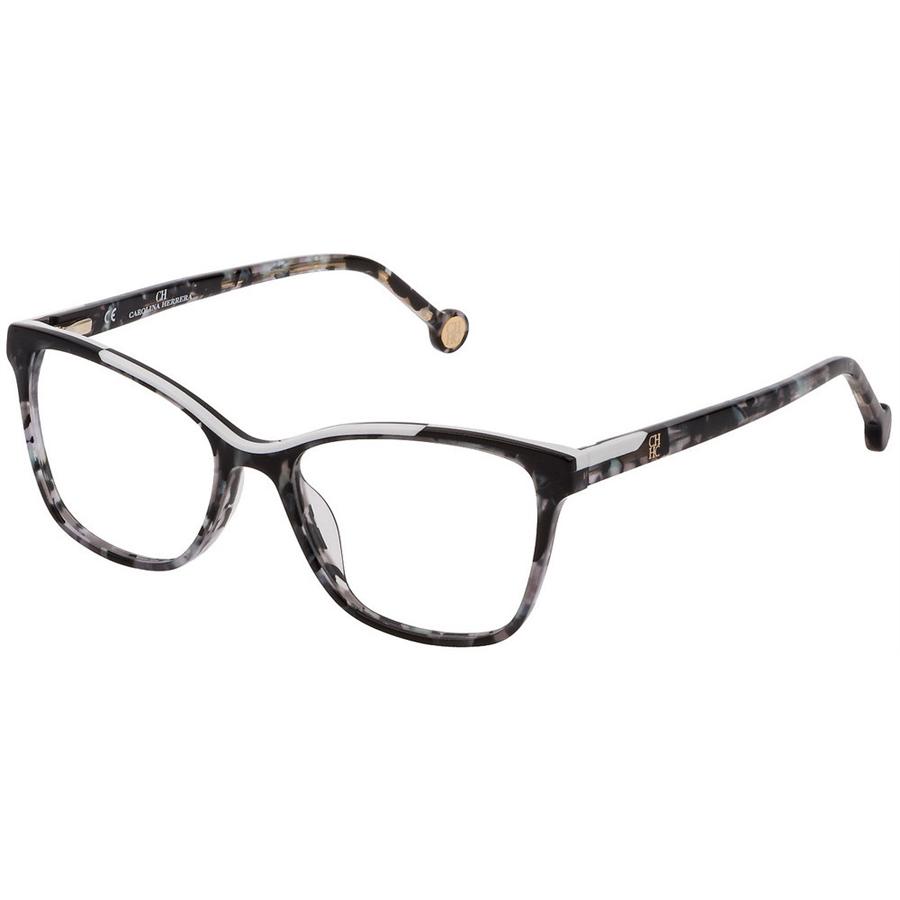 Rame ochelari de vedere dama Carolina Herrera VHE820L 09SX Fluture originale cu comanda online