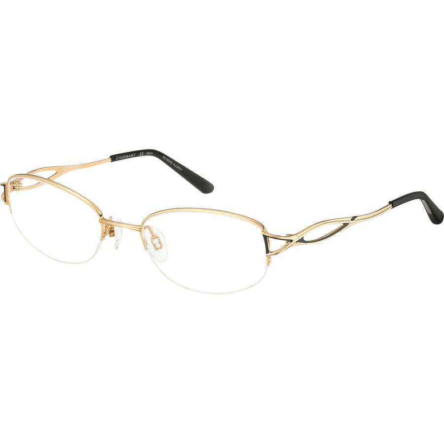 Rame ochelari de vedere dama Charmant CH12073 GP Ovale originale cu comanda online