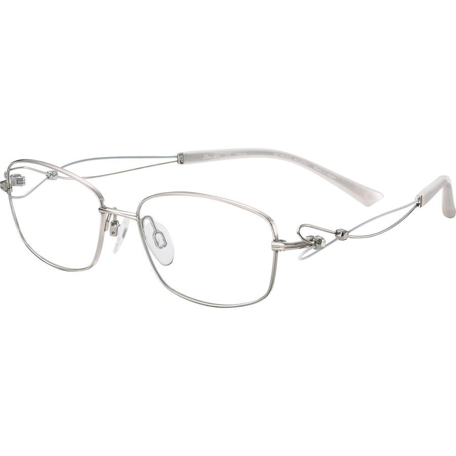 Rame ochelari de vedere dama Charmant Line Art XL2065 WP Ovale originale cu comanda online