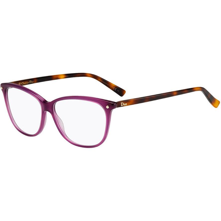 Rame ochelari de vedere dama Dior CD3270 QYC Ochi de pisica originale cu comanda online