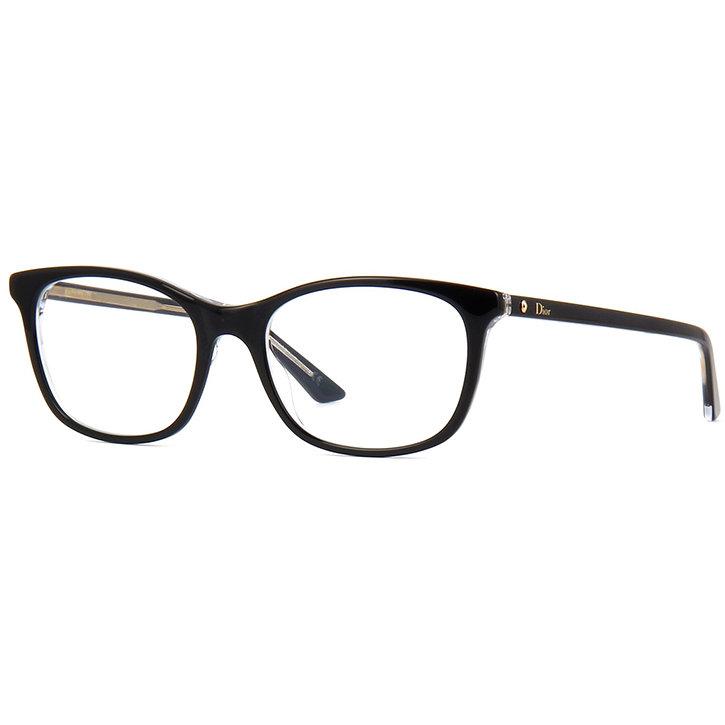 Rame ochelari de vedere dama Dior Montaigne 18 G99 Ochi de pisica originale cu comanda online