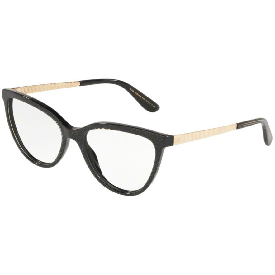 Rame ochelari de vedere dama Dolce & Gabbana 0DG3315 3218 Ochi de pisica originale cu comanda online
