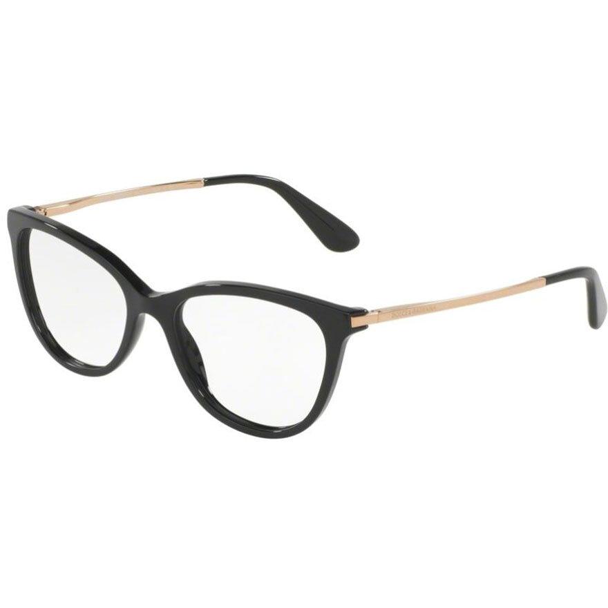 Rame ochelari de vedere dama Dolce & Gabbana DG3258 501 Fluture originale cu comanda online
