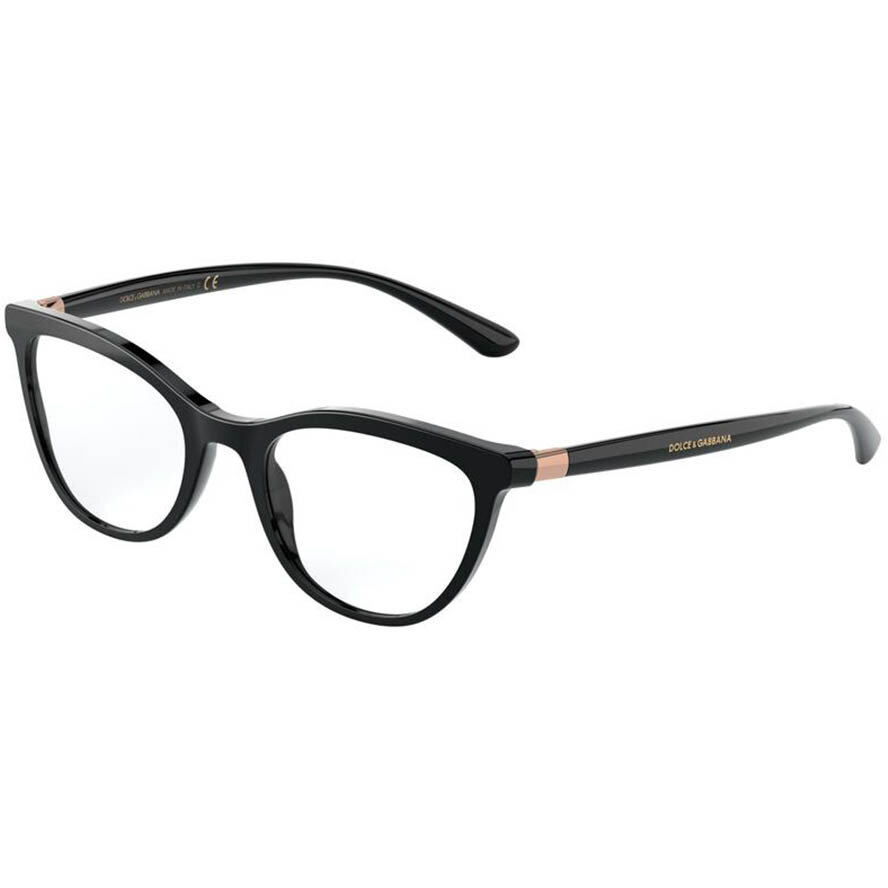 Rame ochelari de vedere dama Dolce & Gabbana DG3324 501 Fluture originale cu comanda online