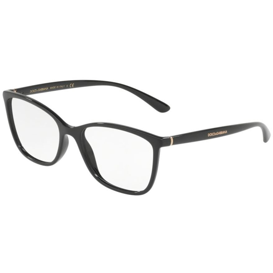 Rame ochelari de vedere dama Dolce & Gabbana DG5026 501 Rectangulare originale cu comanda online