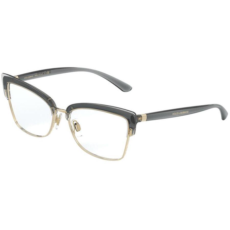 Rame ochelari de vedere dama Dolce & Gabbana DG5045 3160 Fluture originale cu comanda online
