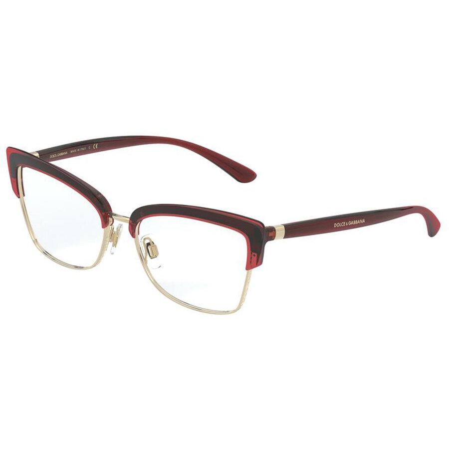 Rame ochelari de vedere dama Dolce & Gabbana DG5045 550 Fluture originale cu comanda online