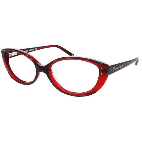 Rame ochelari de vedere dama Dsquared DQ5110 056 Ovale originale cu comanda online
