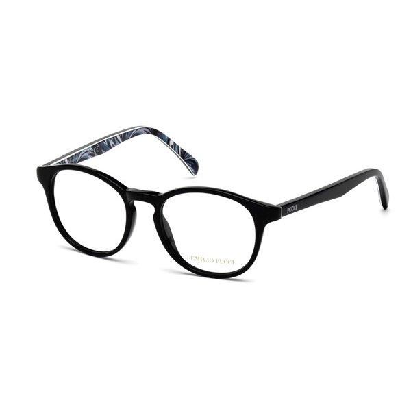 Rame ochelari de vedere dama Emilio Pucci EP5003 001 Ovale originale cu comanda online