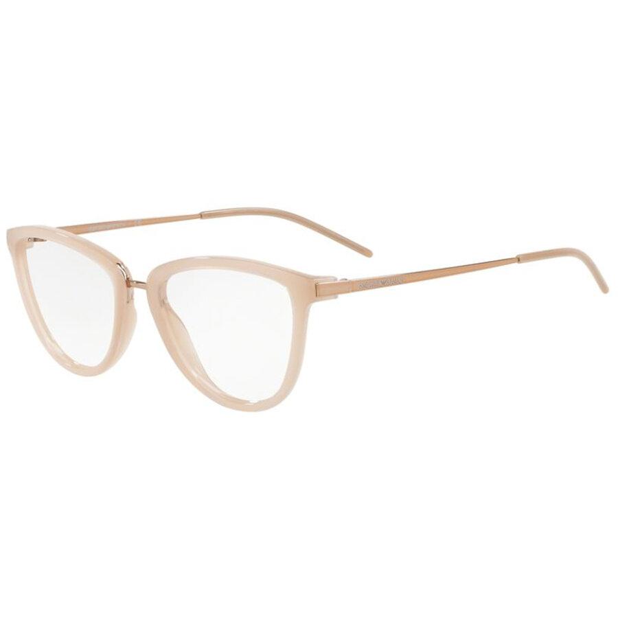 Rame ochelari de vedere dama Emporio Armani EA3137 5695 Ochi de pisica originale cu comanda online