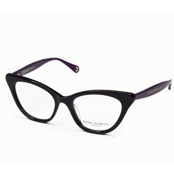 Rame ochelari de vedere dama Enni Marco IV 02-425 17P Ochi de pisica originale cu comanda online
