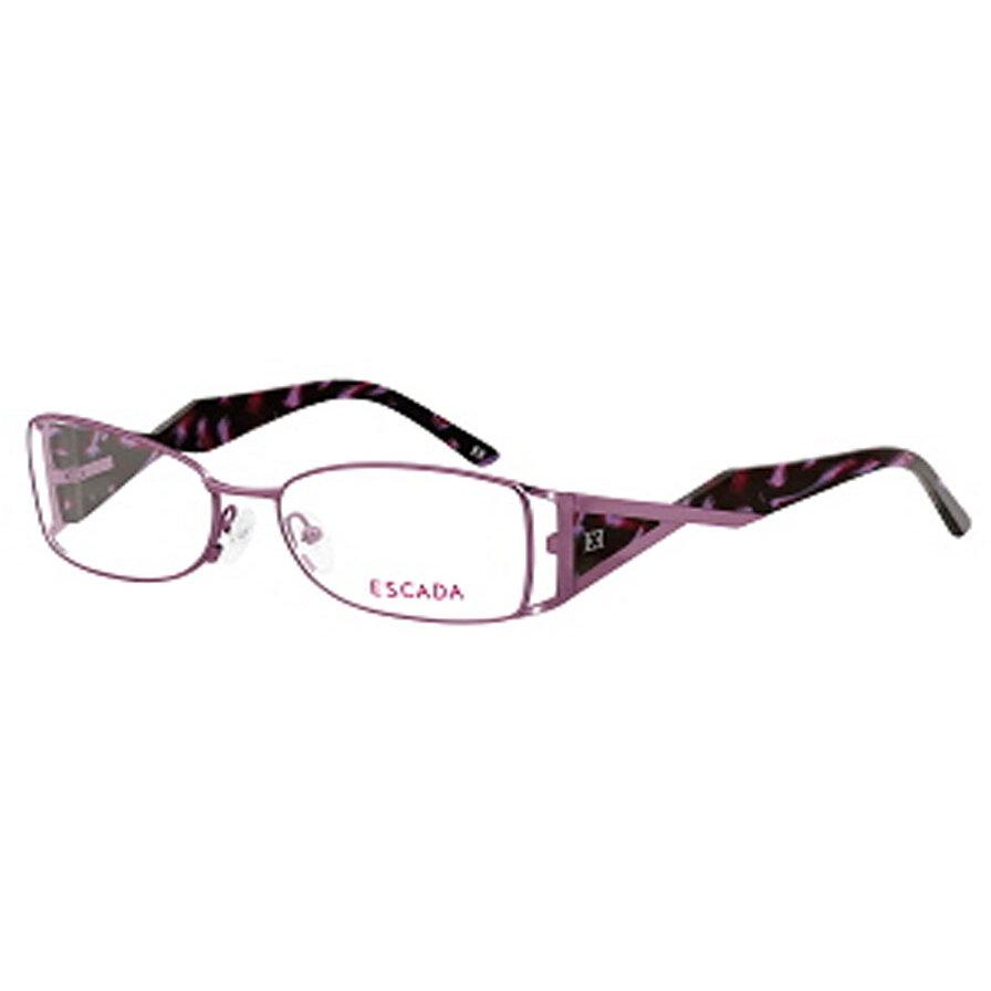 Rame ochelari de vedere dama Escada VES732 0A11 Rectangulare originale cu comanda online