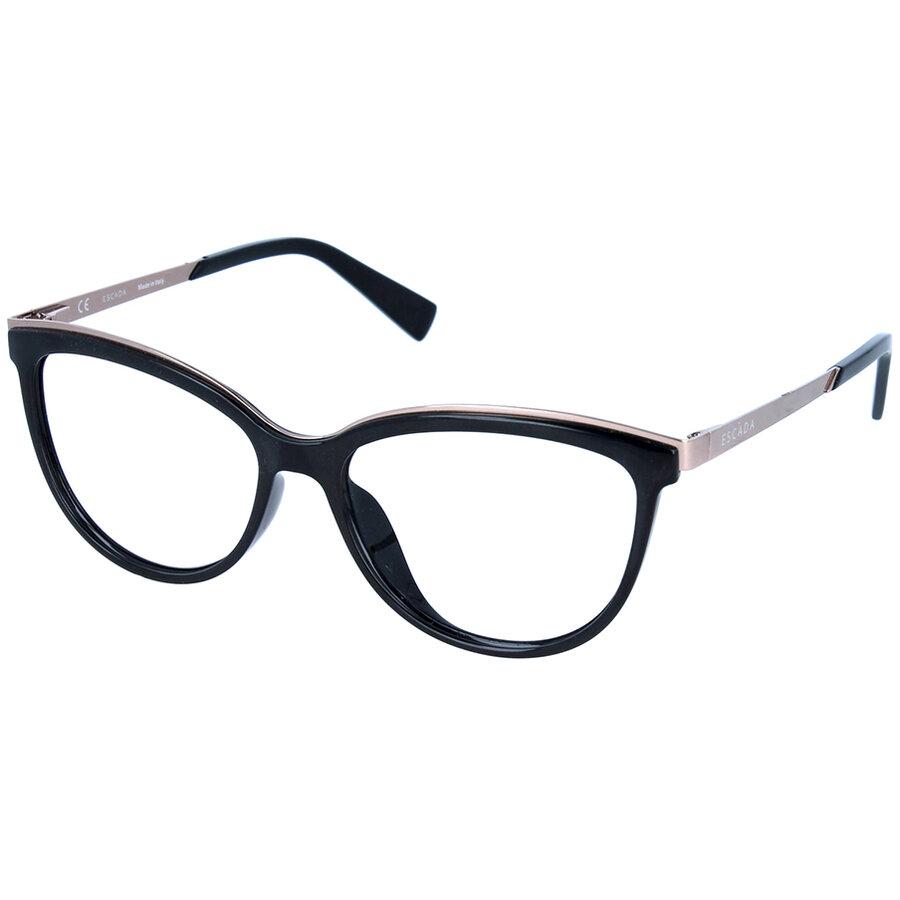 Rame ochelari de vedere dama Escada VES945M 0Z42 Fluture originale cu comanda online