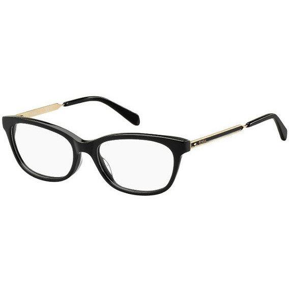 Rame ochelari de vedere dama FOSSIL FOS 7010 807 Rectangulare originale cu comanda online