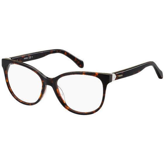 Rame ochelari de vedere dama FOSSIL FOS 7024 086 Ochi de pisica originale cu comanda online