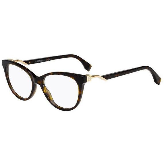 Rame ochelari de vedere dama Fendi FF 0201 086 Fluture originale cu comanda online