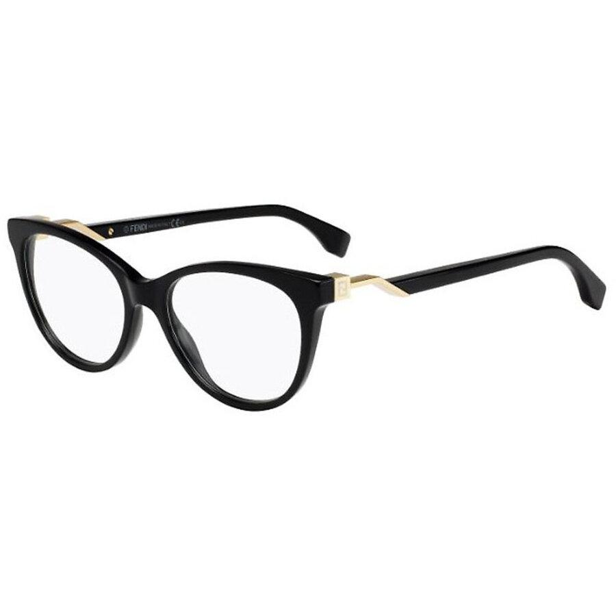 Rame ochelari de vedere dama Fendi FF 0201 807 Fluture originale cu comanda online