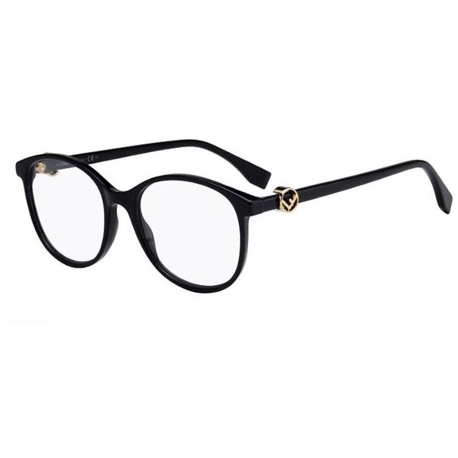 Rame ochelari de vedere dama Fendi FF 0299 807 Rotunde originale cu comanda online
