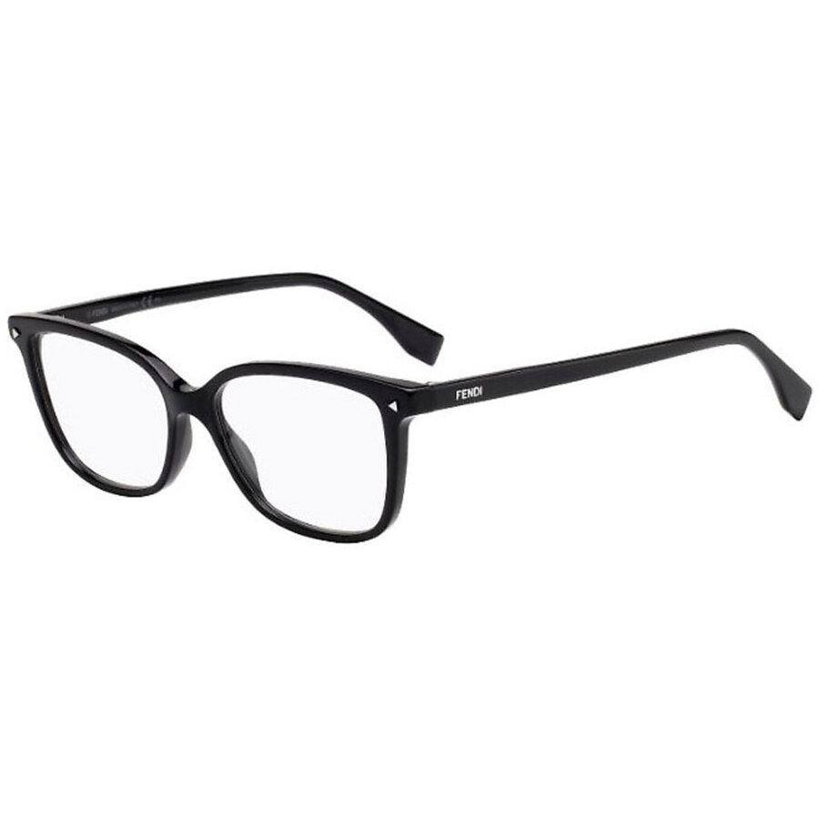Rame ochelari de vedere dama Fendi FF 0349 807 Ochi de pisica originale cu comanda online