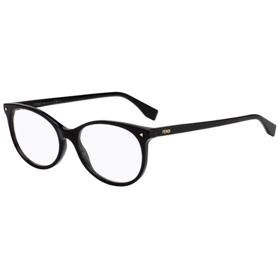 Rame ochelari de vedere dama Fendi FF 0388 807 Rotunde originale cu comanda online