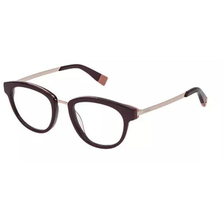 Rame ochelari de vedere dama Furla VFU027 09FD Ovale originale cu comanda online