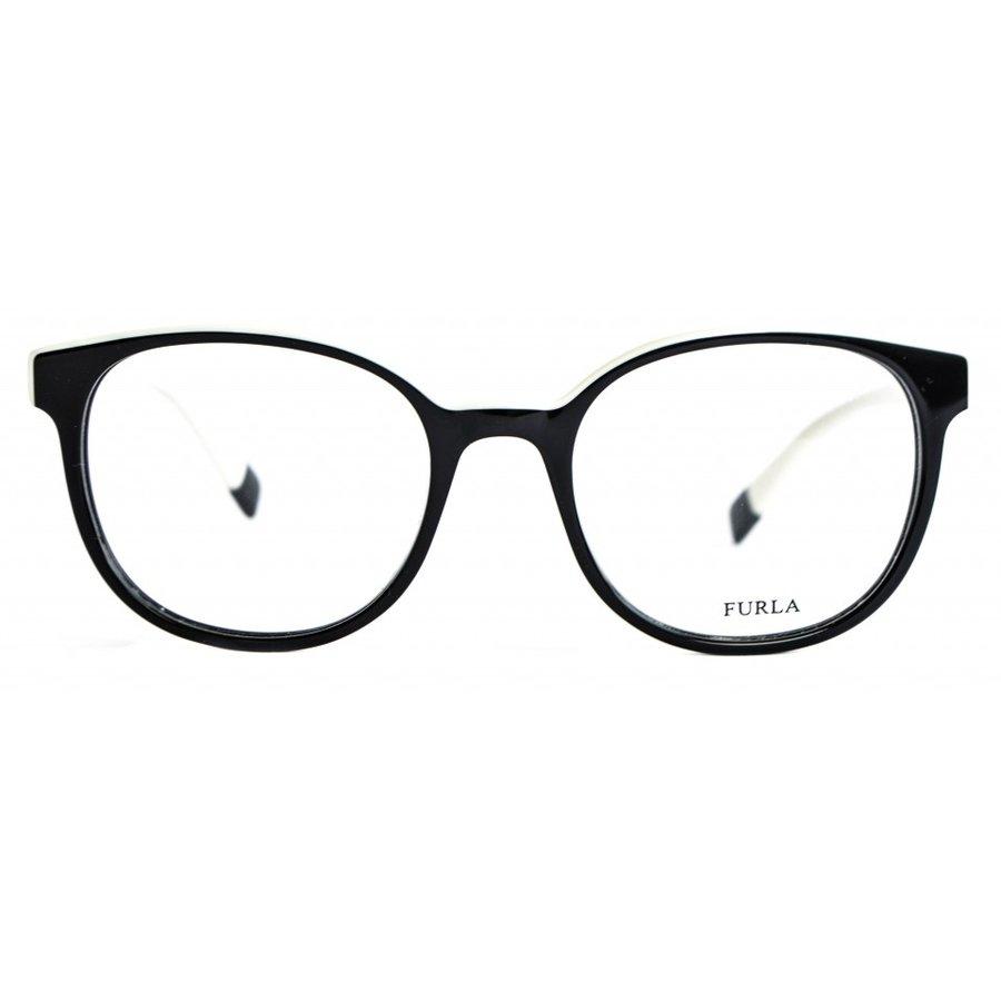 Rame ochelari de vedere dama Furla VFU095-09L2 Rotunde originale cu comanda online