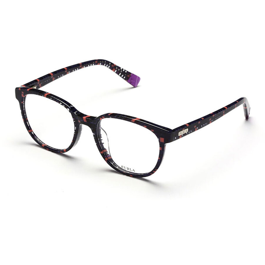 Rame ochelari de vedere dama Furla VU4996 0GB3 Patrate originale cu comanda online