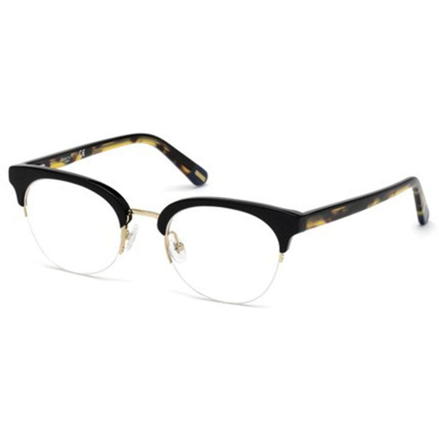 Rame ochelari de vedere dama Gant GA4085 001 Browline originale cu comanda online