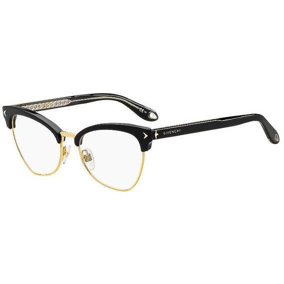 Rame ochelari de vedere dama Givenchy GV 0064 807 Ochi de pisica originale cu comanda online