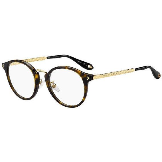Rame ochelari de vedere dama Givenchy GV 0088/F 086 Rotunde originale cu comanda online