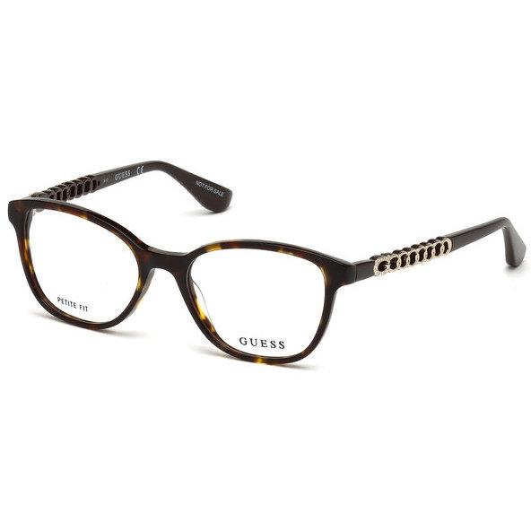 Rame ochelari de vedere dama Guess GU2661S 052 Patrate originale cu comanda online