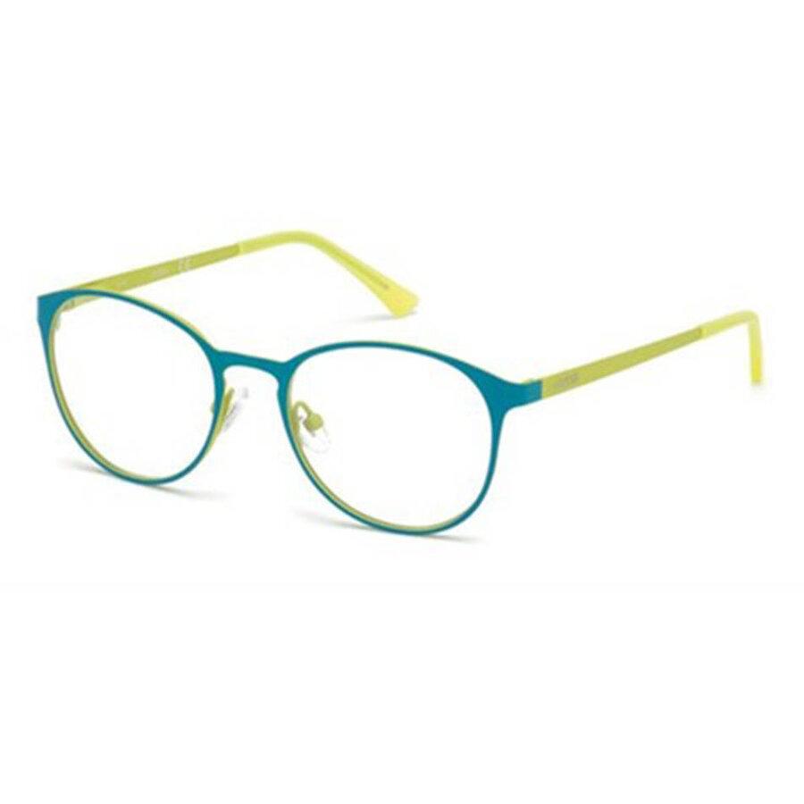 Rame ochelari de vedere dama Guess GU3011 089 Rotunde originale cu comanda online