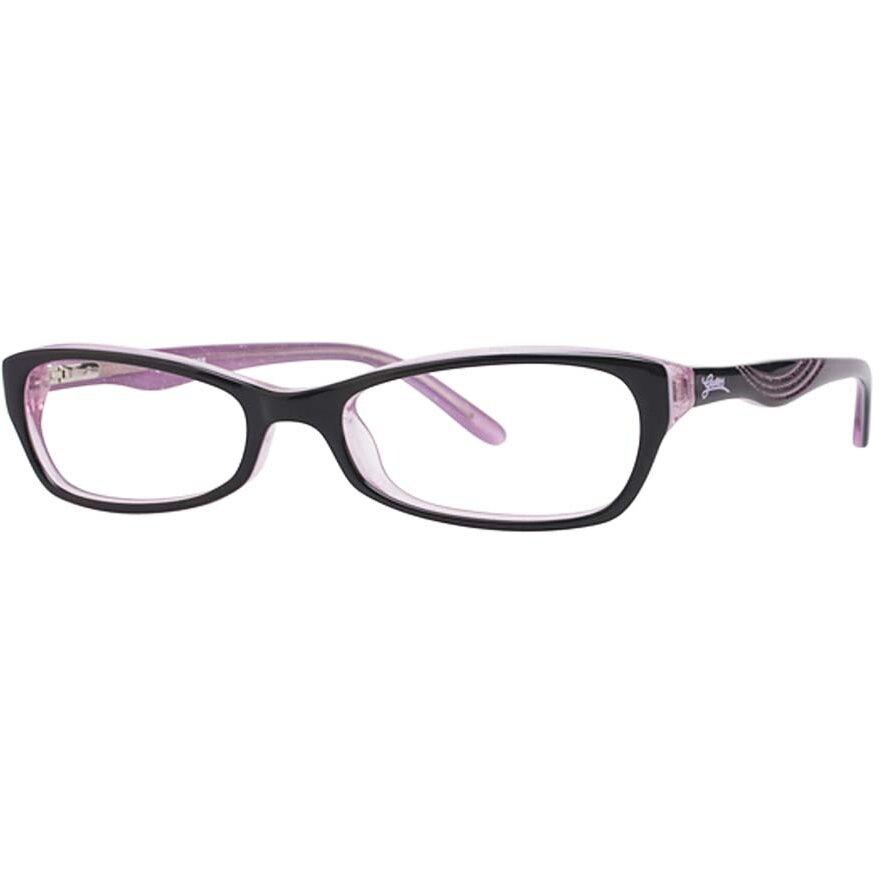 Rame ochelari de vedere dama Guess GU9065 BLK Rectangulare originale cu comanda online