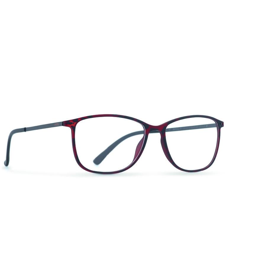 Rame ochelari de vedere dama INVU B4813B Rectangulare originale cu comanda online