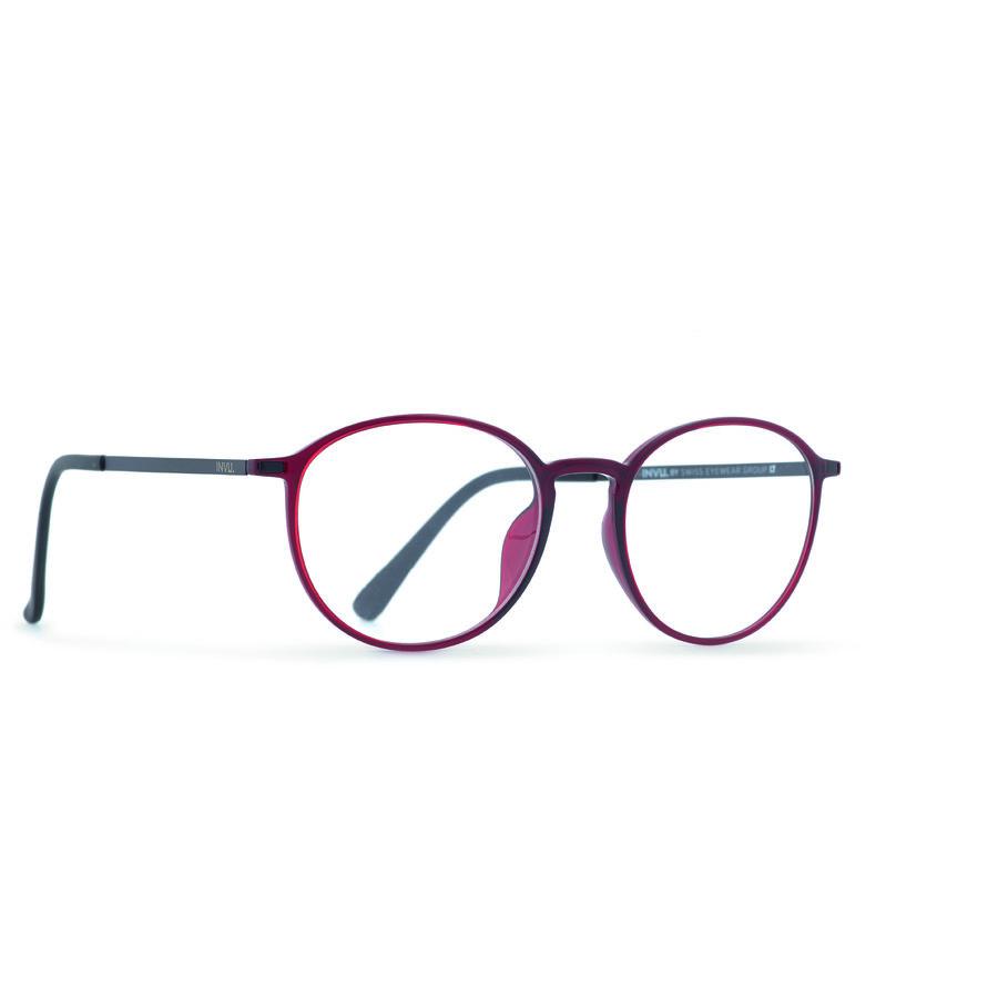 Rame ochelari de vedere dama INVU B4814C Rotunde originale cu comanda online