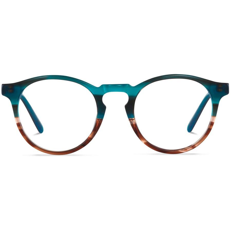 Rame ochelari de vedere dama Jack Francis Barnett FR60 Rotunde originale cu comanda online