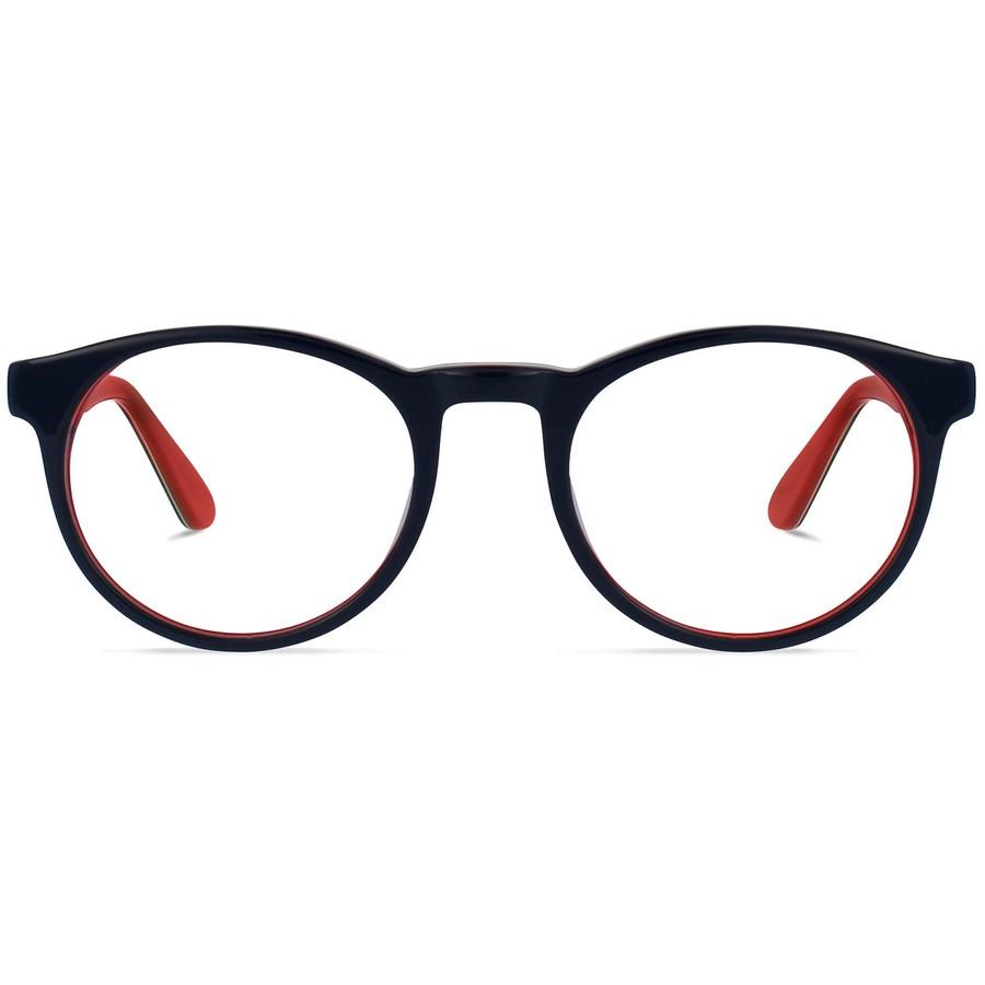 Rame ochelari de vedere dama Jack Francis Jacky FR132 Rotunde originale cu comanda online