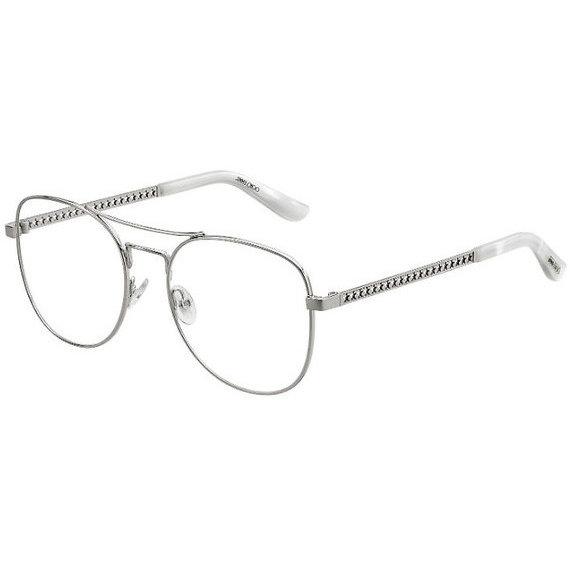 Rame ochelari de vedere dama Jimmy Choo JC200 YB7 Pilot originale cu comanda online