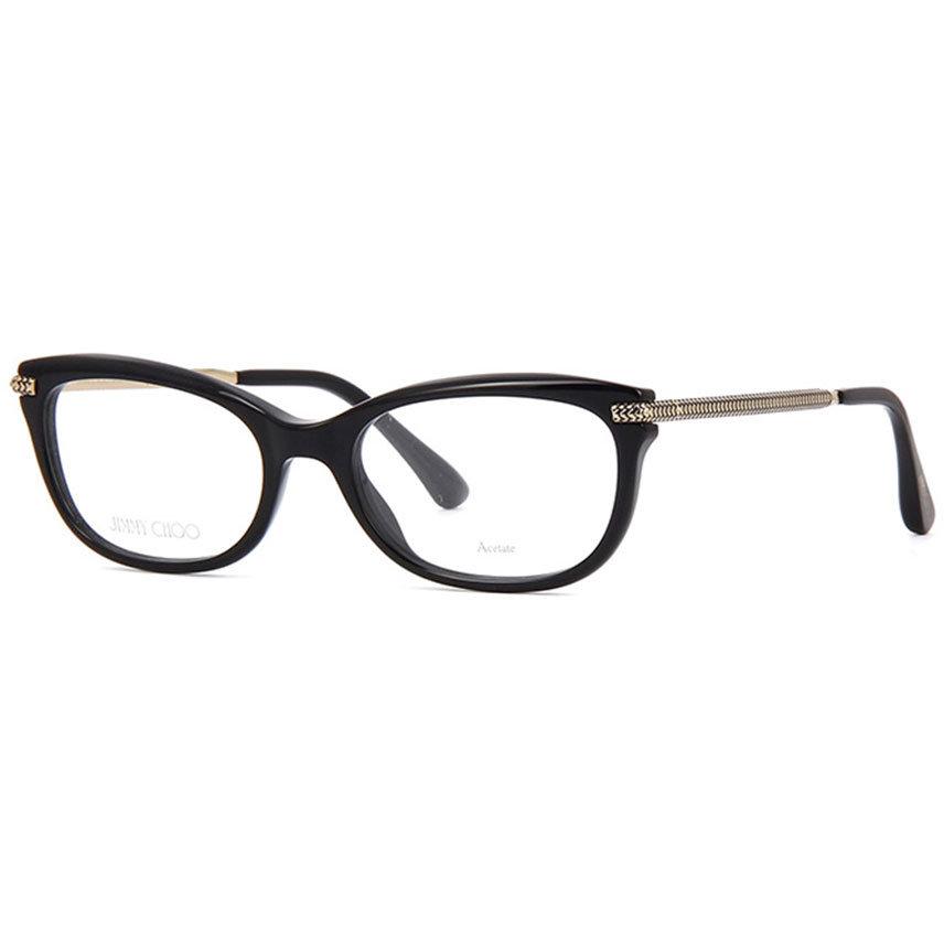 Rame ochelari de vedere dama Jimmy Choo JC217 807 Ovale originale cu comanda online