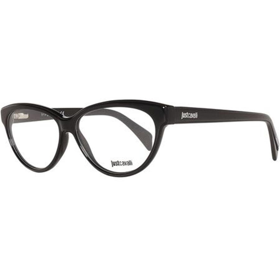 Rame ochelari de vedere dama Just Cavalli JC0697 001 Ochi de pisica originale cu comanda online