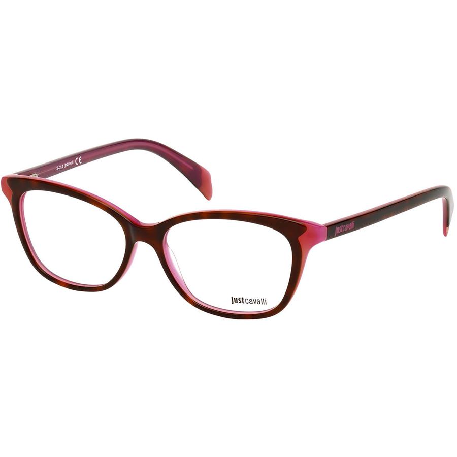 Rame ochelari de vedere dama Just Cavalli JC0709 056 Ochi de pisica originale cu comanda online