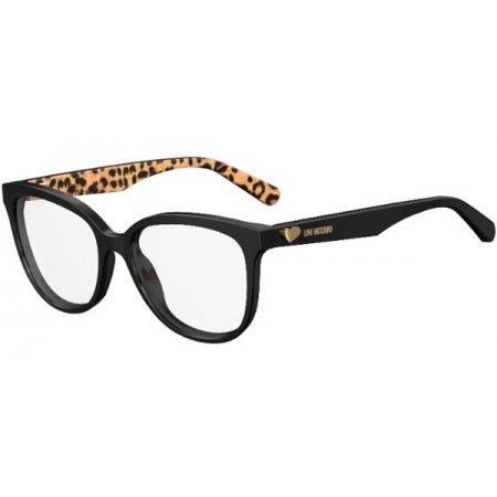 Rame ochelari de vedere dama MOSCHINO LOVE MOL509 807 Patrate originale cu comanda online