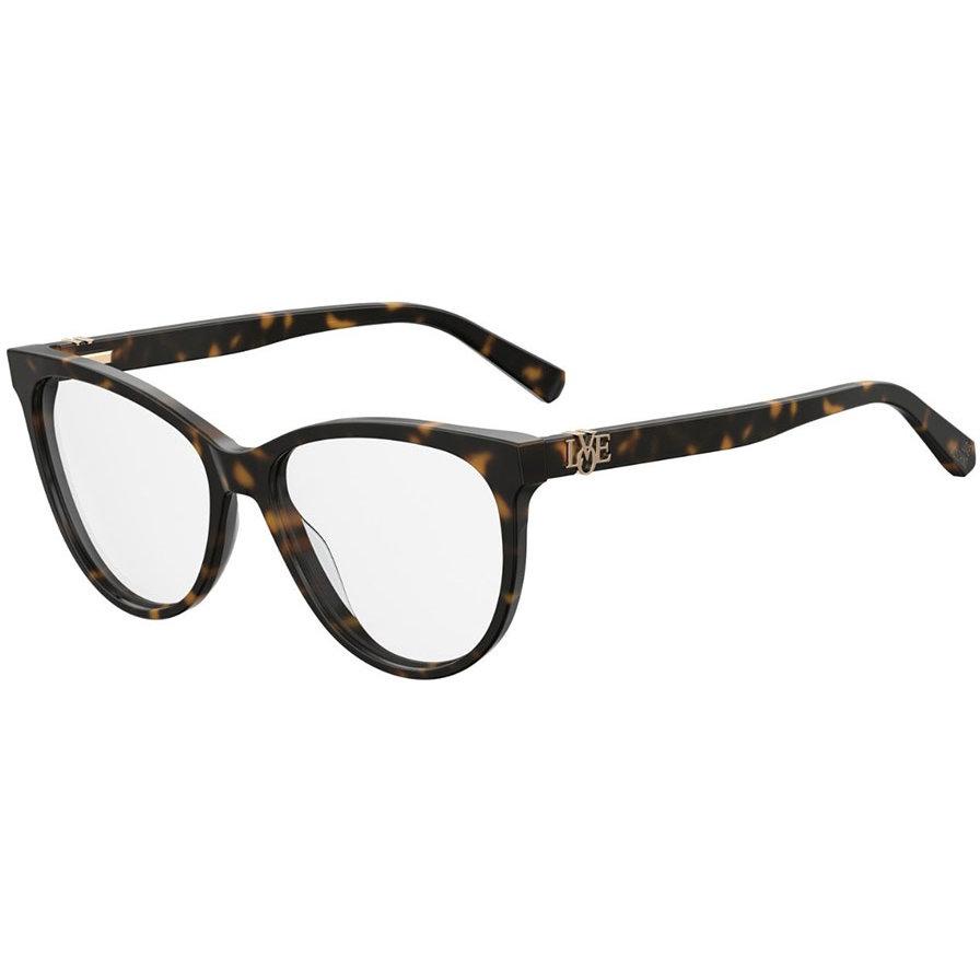 Rame ochelari de vedere dama MOSCHINO LOVE MOL521 086 Fluture originale cu comanda online