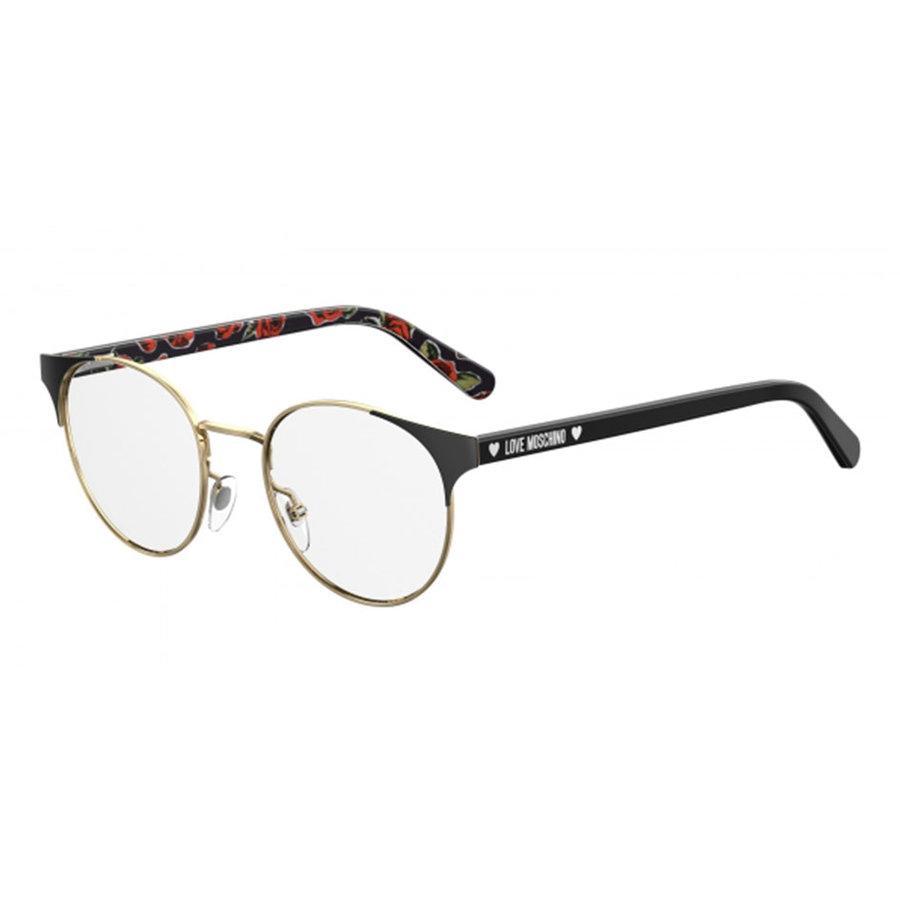 Rame ochelari de vedere dama MOSCHINO LOVE MOL527 807 Rotunde originale cu comanda online