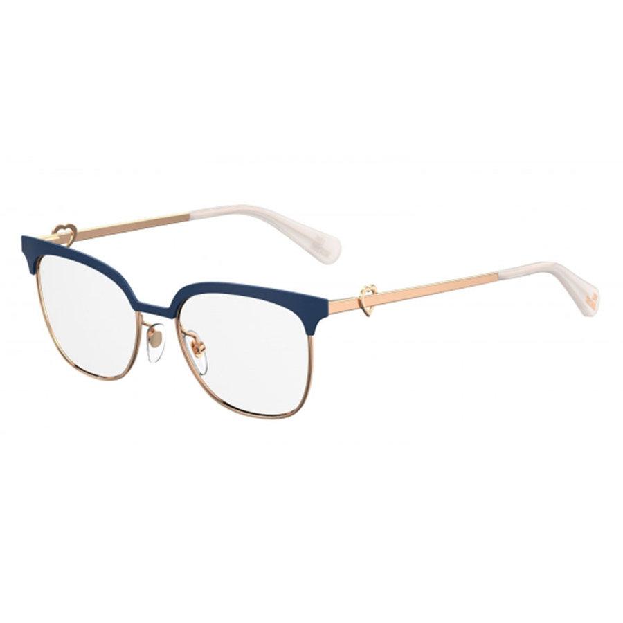 Rame ochelari de vedere dama MOSCHINO LOVE MOL529 PJP Browline originale cu comanda online
