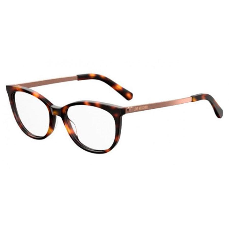 Rame ochelari de vedere dama MOSCHINO LOVE MOL534 086 Ochi de pisica originale cu comanda online